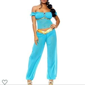 Disney Leg Avenue Princess Jasmine Costume Medium